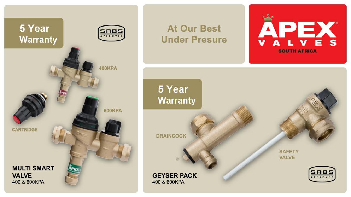 multi smart pressure valves