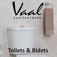 Vaal Catalogue - Toilets and Bidets