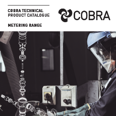 Cobra Technical-Catalogue Metering-Range 2019