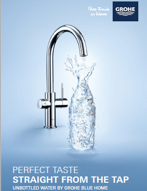 GROHE Blue Home-Brochure