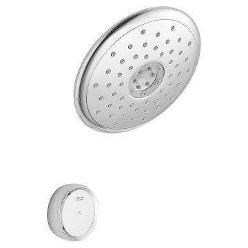 Cobra - Spectra - Showers - Shower Heads - Silver
