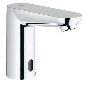 Grohe - Euroeco Cosmo E Infra-Red Electronic Basin Mixer without Mixing Device Chrome