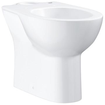 Grohe - Bau Ceramic Close-Coupled Pan w/ Horizontal Outlet White
