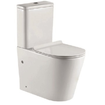 Vaal - Entice - Toilets - Close-Coupled - White