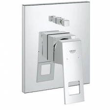 Grohe - Eurocube Single Lever with o Concealed Bath Mixer Chrome