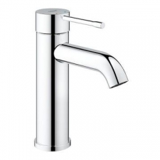Grohe - 1-Handle Basin Mixer Smooth Body S-Size Chrome