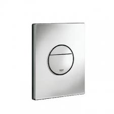 Grohe - Nova Cosmopolitan Wall Plate Chrome