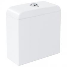 Grohe - Euro Ceramic Top Flush Cistern w/ Bottom Inlet White