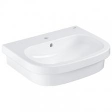 Grohe - Euro Ceramic Countertop Basin w/ Overflow 600x480mm White