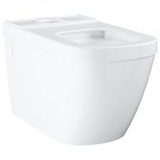 Grohe - Euro Ceramic Close-Coupled Rimless Pan w/ Universal Trap White