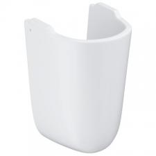 Grohe - Bau Ceramic Half Pedestal w/ Fixations White