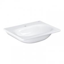 Grohe - Essence Ceramic Wall-Hung Basin w/ Overflow & PureGuard 600x485mm White