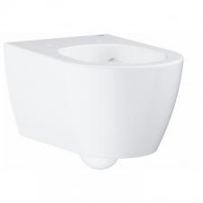 Grohe - Essence Ceramic Wall-Hung Rimless Pan White