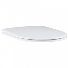 Grohe - Essence Toilet Seat & Lid w/ Quick Release Function White