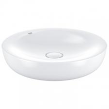 Grohe - Essence Vessel Basin 450x450mm w/o Overflow White